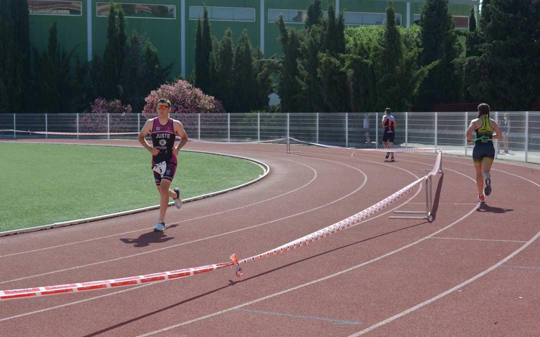 Tercera prueba de atletismo./I.M.