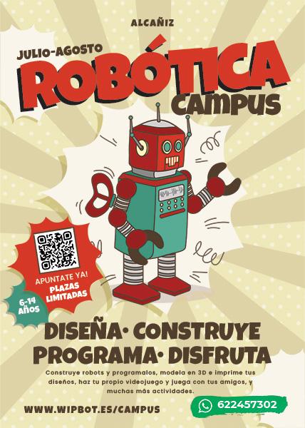 cartel campus robotica wipbot 2021