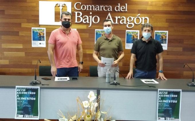 La Comarca del Bajo Aragón presenta sus actividades deportivas de verano