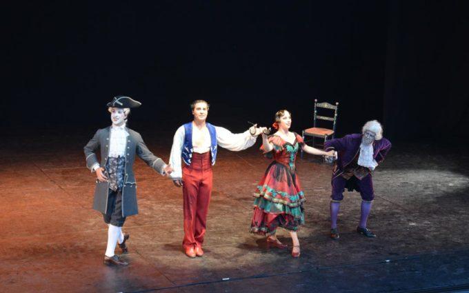 Antonio Márquez: «En la danza hay que buscar lo mejor que te ha pasado, o incluso lo peor, para poder transmitirla»