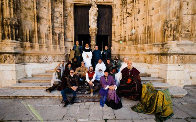 Caspe retoma el Compromiso, la primera gran fiesta de Aragón