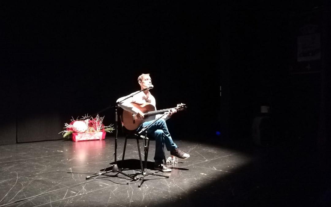 Concierto de guitarra solista instrumental de la mano del compositor y concertista Sebastian Pitré./Ayto Andorra