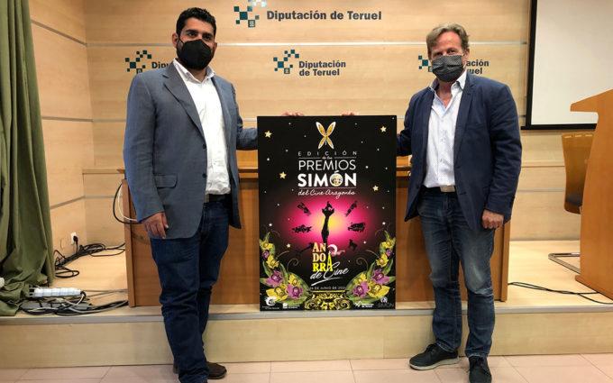 Todo listo en Andorra para acoger la gala de los Premios Simón con Miriam Díaz-Aroca como embajadora