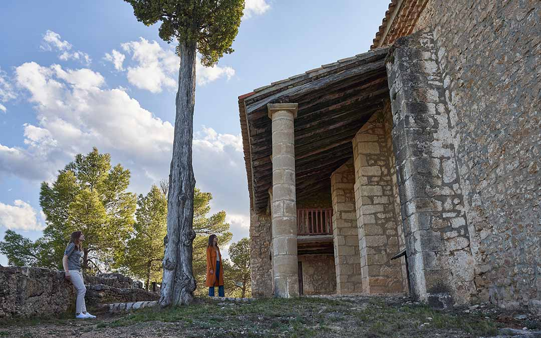 ermita san rafael rafales