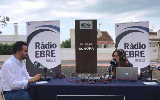 Hoy es tu día: especial de Ràdio Ebre desde Riumar