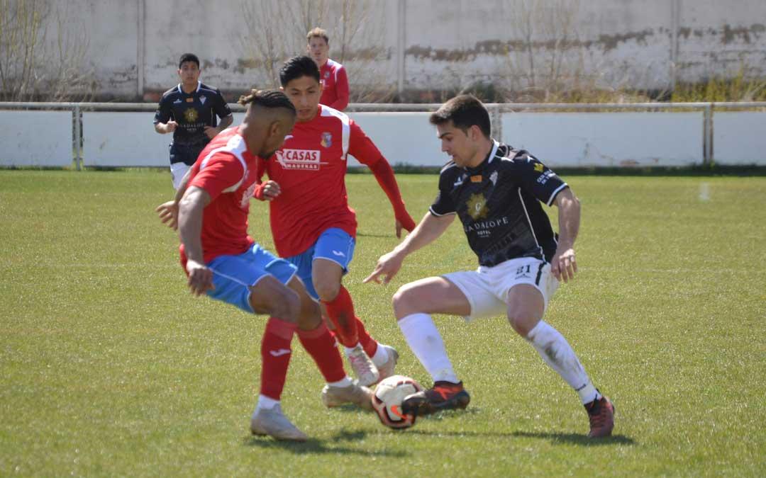 Alcañiz y Alcorisa son dos clubes que pueden optar a las subvenciones de la DPT. Foto. J.V.