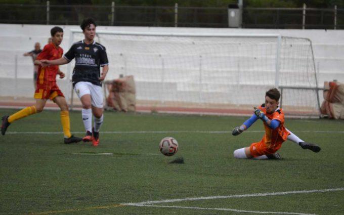 El Alcañiz de División de Honor Cadete cae derrotado por 0 a 5 ante el Real Zaragoza