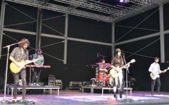 La alcorisana Isabel Marco y Los Rockanrolas, protagonistas del segundo concierto previo a la Gala de la Música Aragonesa en Alcañiz