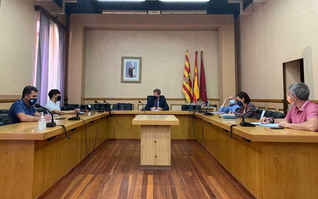 El alcalde ha convocado una junta de portavoces urgente a las 14.00 para tratar la sentencia / Ayto. Alcañiz
