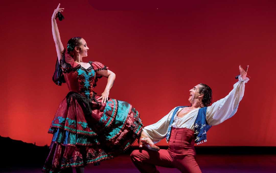"""Uno de los mejores bailarines y coreógrafos españoles de la actualidad, Antonio Márquez, representará en Alcañiz la 'suite' de """"El sombrero de tres picos / Ayto. Alcañiz"""