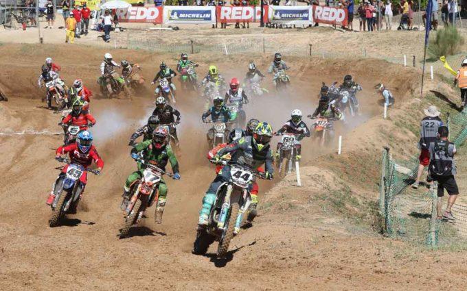 El circuito de motocross de Motorland acoge este fin de semana una nueva cita del Campeonato de España