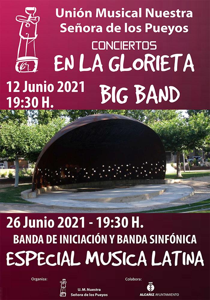 Concierto en la Glorieta de Alcañiz