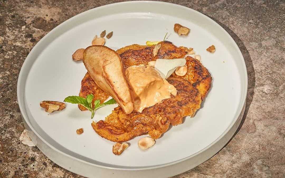 pancake calabaza moli lhereu rafales