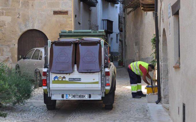 El Porta a Porta del Matarraña se ampliará a cinco municipios más