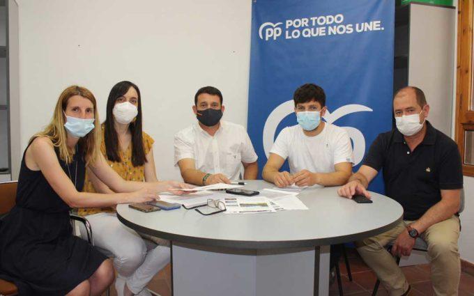 El PP propone posponer el vial y dedicar los cinco millones a mejorar Alcañiz