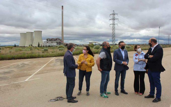 El PP denuncia que un año después del cierre de la Térmica no llegan empresas ni el convenio de transición justa
