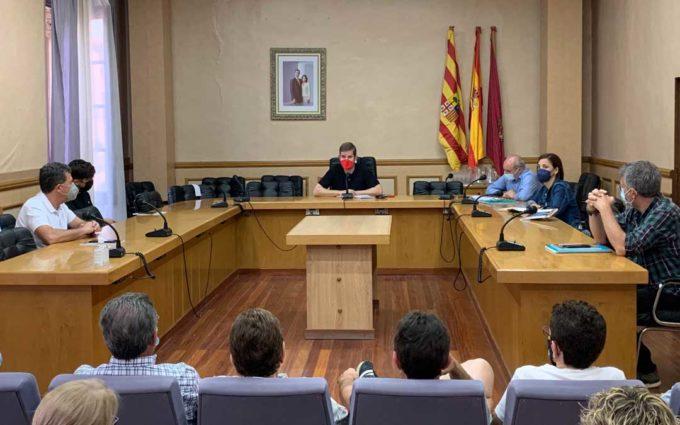 Alcañiz aprueba destinar 282.000 euros al pago de la sentencia de Pui Pinos