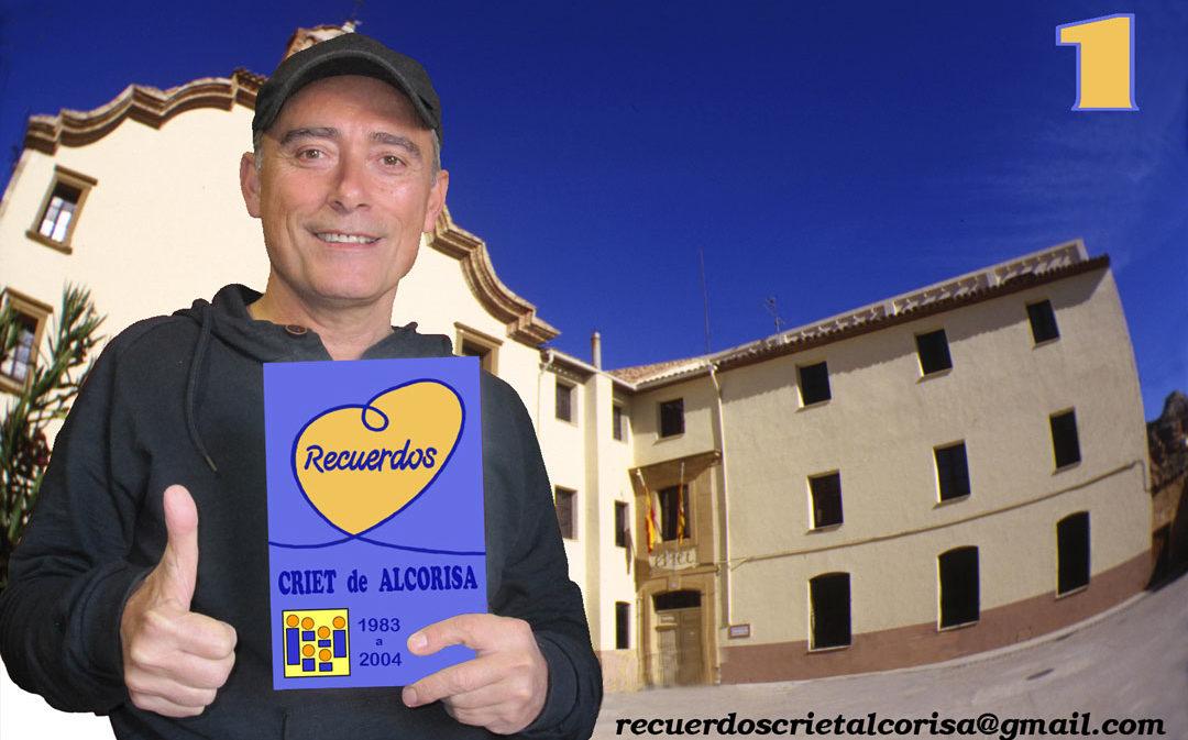 Salvador Berlanga busca a sus exalumnos del CRIET para hacer el «libro más bonito»