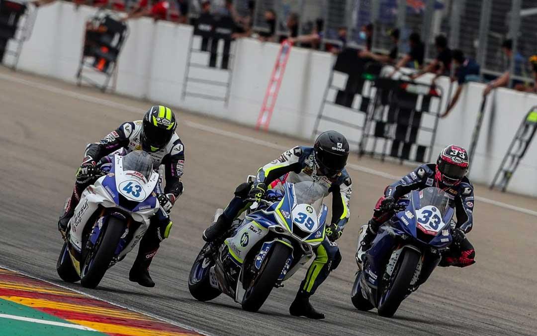 Las carreras celebradas el sábado han tenido emoción y espectáculo. Foto. RFME
