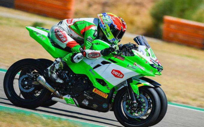 La cita del Campeonato de España de SBK que se celebra en Motorland reúne a 152 pilotos
