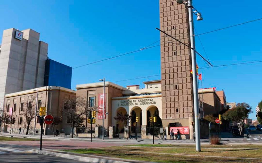 La Cámara de Comercio de Zaragoza / Cámara de Comercio