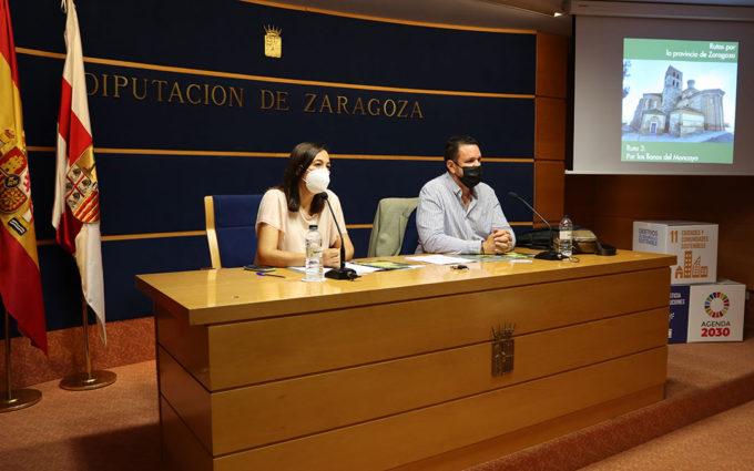Caspe, incluida en una de las 10 rutas gastro-culturales promovidas por la DPZ