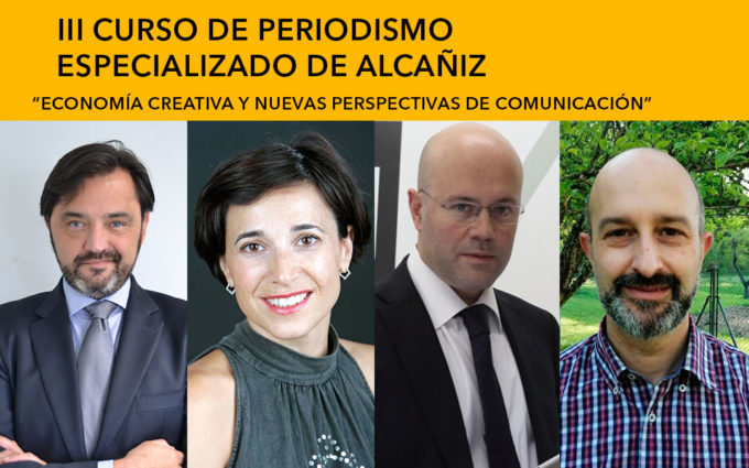 Descubre cómo crear una agencia de comunicación y ser tu propio jefe en el III curso de periodismo de Alcañiz