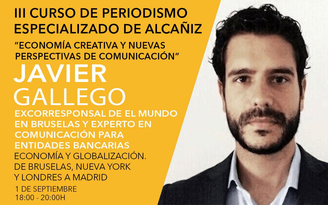 Javier Gallego, excorresponsal de El Mundo y Director de comunicación en Banco Santander / L.C