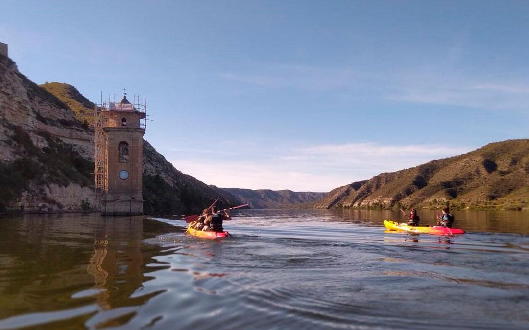 Fayón ofrece actividades náuticas para el verano / Ayuntamiento de Fayón