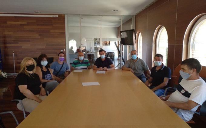Arranca la V Brigada Comarcal del Bajo Aragón que empleará a seis personas durante 9 meses