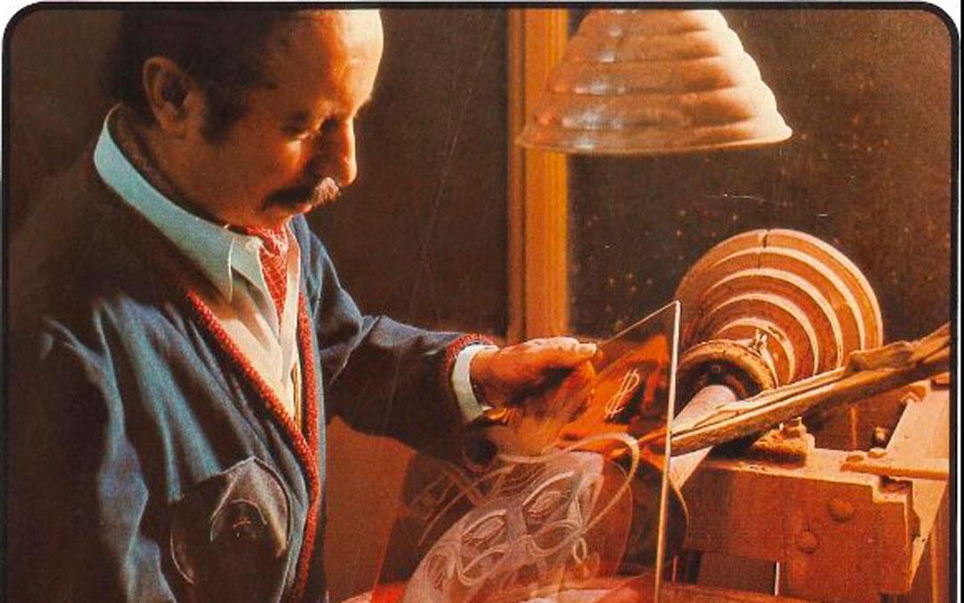 Antonio Pons Cirac fue un ilustre artista maellano / Centro de Estudios Maellanos