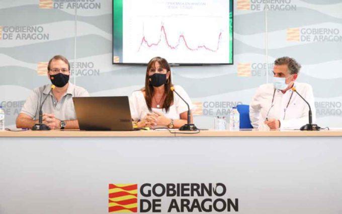 El TSJA no acepta el toque de queda para Huesca, Barbastro, Jaca y Monzón