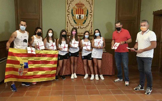 El Club Voleibol Playa Bajo Aragón disputará el Campeonato de España en Galicia