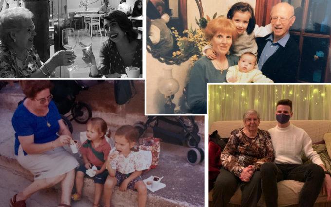 Día de los abuelos: «Para mí es como una segunda madre y un gran referente»