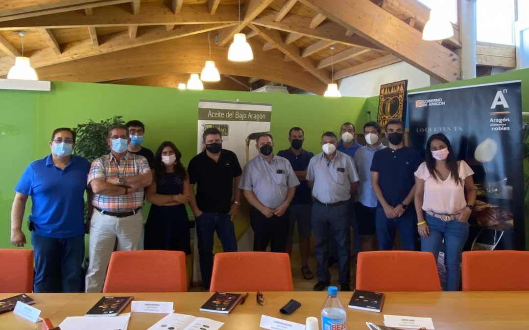 Nuevos miembros del Consejo Regulador de la DOP Aceite del Bajo Aragón / La Comarca
