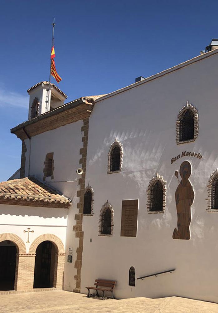 Santiago Apóstol en Andorra