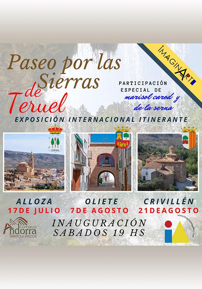 'Paseo por las sierras de Teruel'
