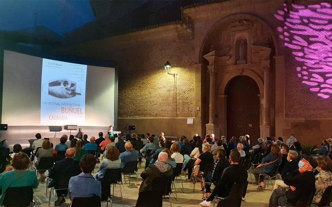 Primeras proyecciones del XVI Festival Internacional Buñuel Calanda./ Camino Ivars
