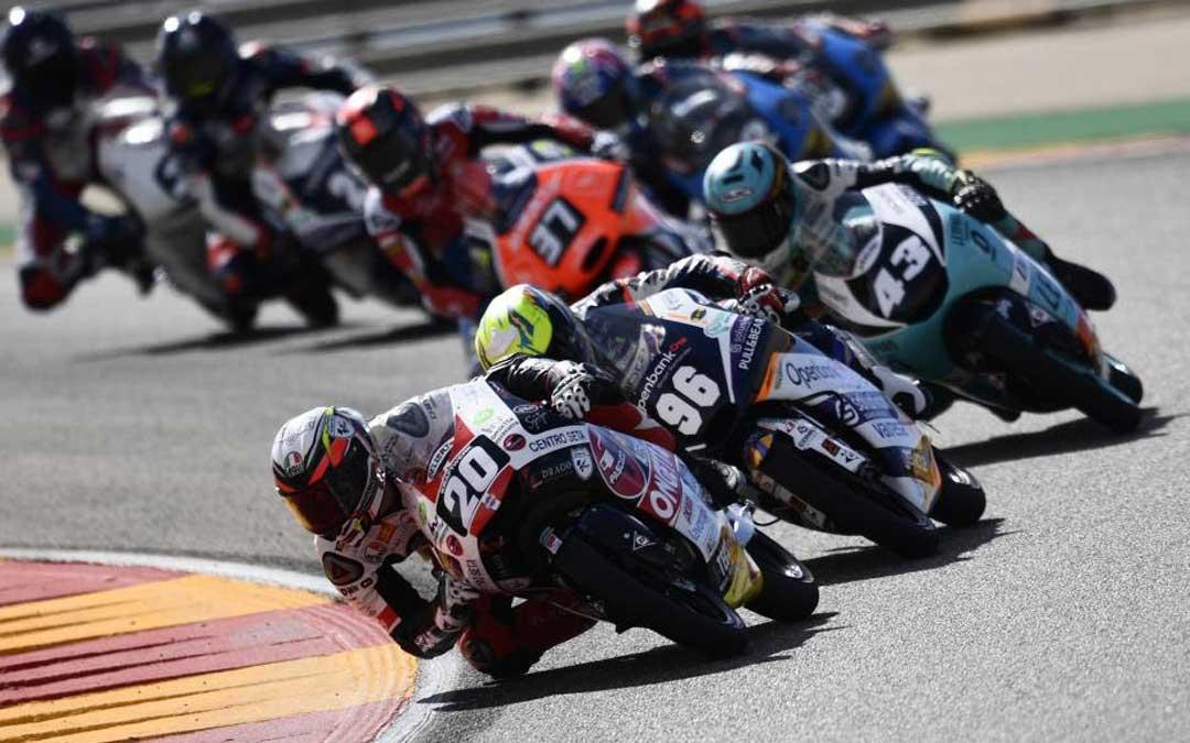 El FIM CEV Repsol se disputa este fin de semana en el trazado alcañizano. Foto. Motorland Aragón