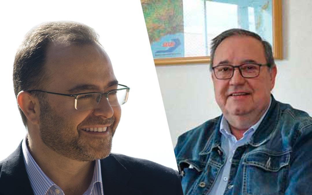 José Mª Fuster y Fernando Cavero / La Comarca