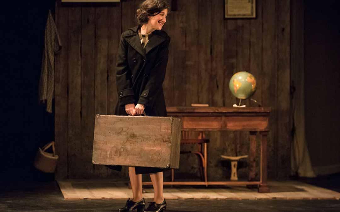 La compañía Cactus Teatre interpretará Historia de una Maestra.
