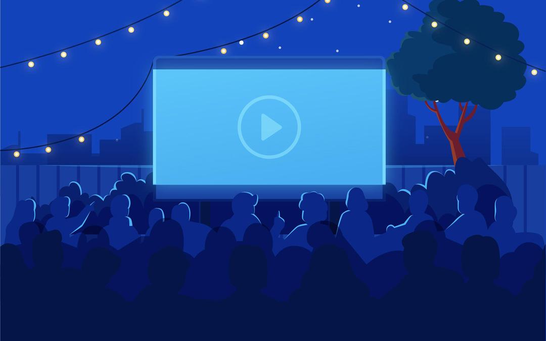 Caspe ofrece musicales y cine durante todo el mes de julio / Freepik