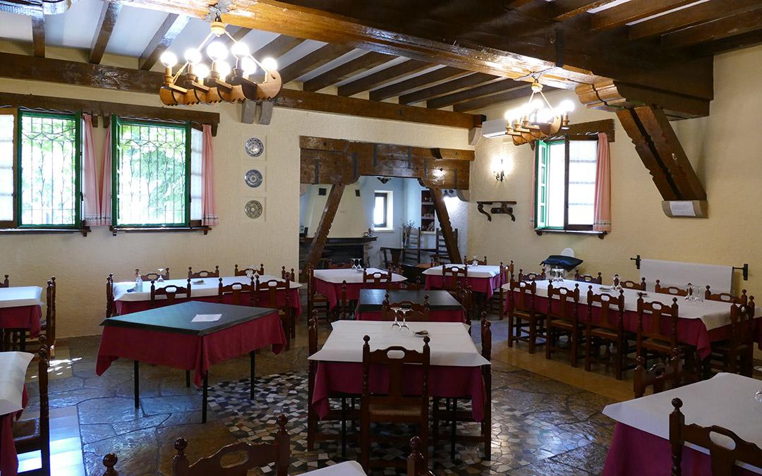 Restaurante La Parra en Aliaga