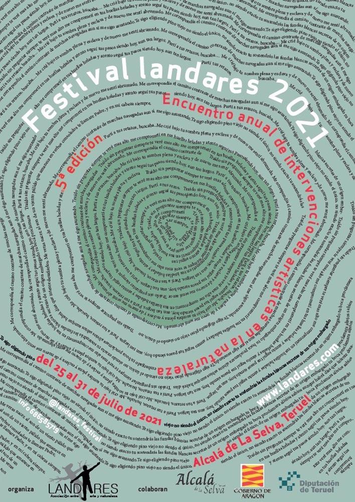 V edición del Festival Landares en Alcalá de la Selva