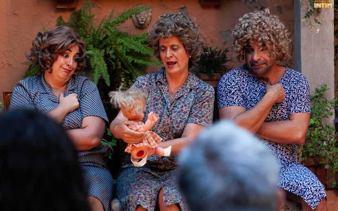 El espectáculo Las Mañas será uno de los protagonistas del Íntim.