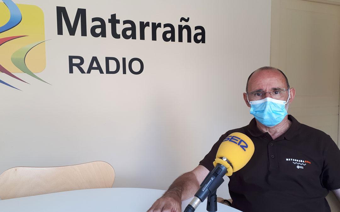 José María Santos, de DJ Gestió i Esport./ L.C.