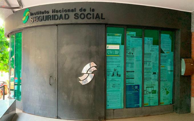 CHA reclama en el Senado que se ponga fin a los cinco meses de cierre al público de la oficina de la Seguridad Social en Caspe