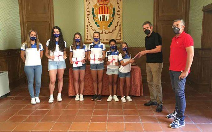 El Alcañiz Club Patín deja buenas sensaciones en el Campeonato de España