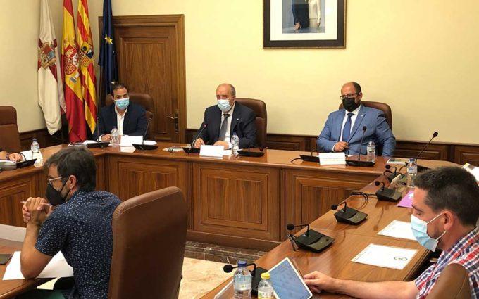 La DPT aprueba dos nuevas líneas de ayuda para administración electrónica y salas de lectura