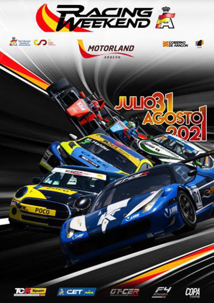 Racing Weekend en Motorland (Alcañiz)